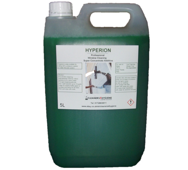 5l Top Grade Window Cleaning Equipment Liquid Solution
