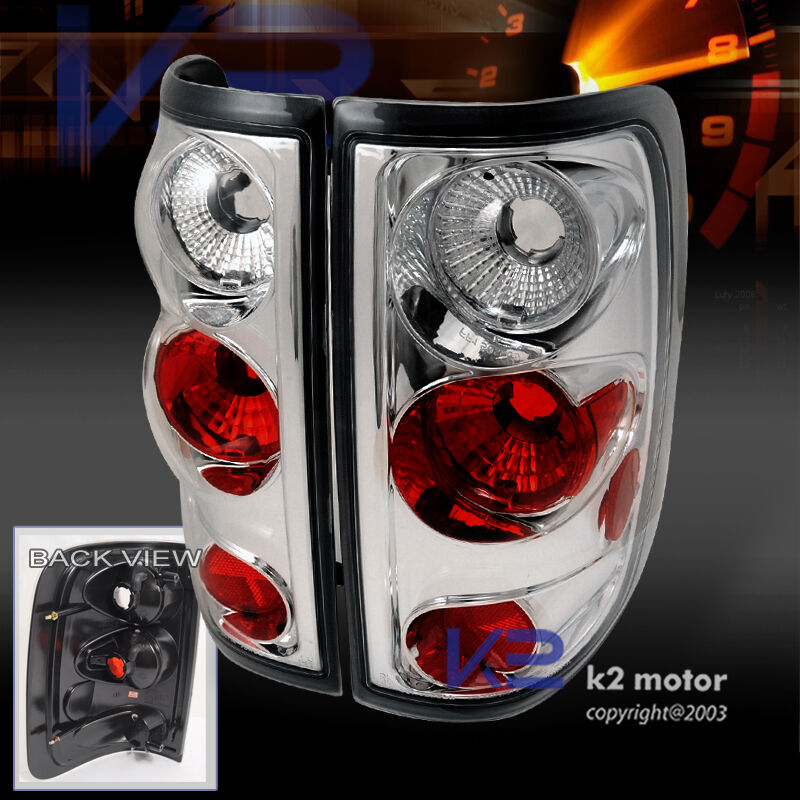 2004 2008 ford f150 f 150 stop rear brake lamps tail. Black Bedroom Furniture Sets. Home Design Ideas