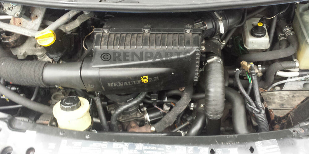 renault espace iii 2000 2003 2 2 dci engine g9t 710 v low mileage tested diesel ebay. Black Bedroom Furniture Sets. Home Design Ideas