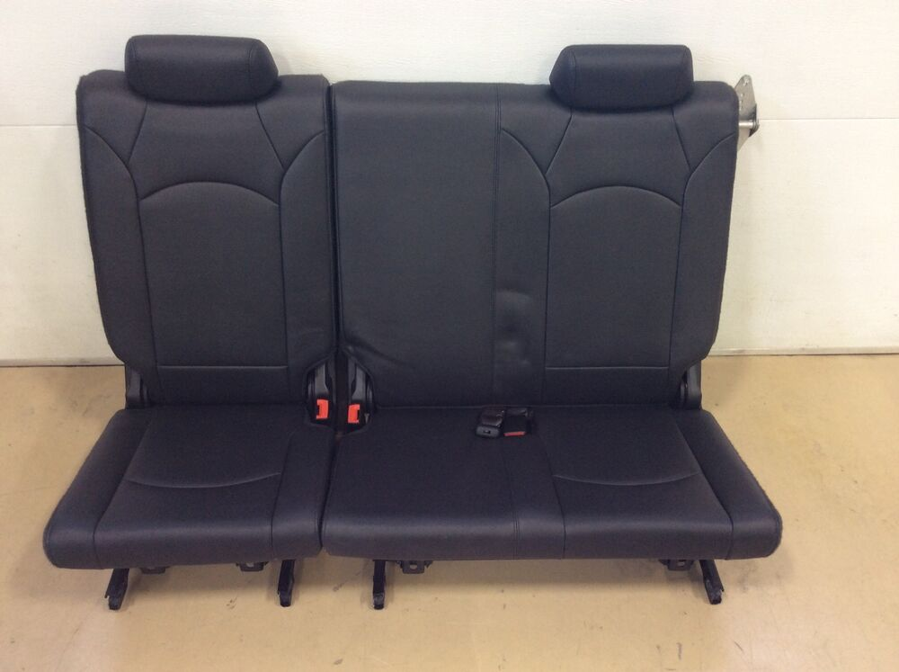 09 14 chevrolet traverse gmc acadia buick enclave saturn outlook 3rd row seat ebay. Black Bedroom Furniture Sets. Home Design Ideas