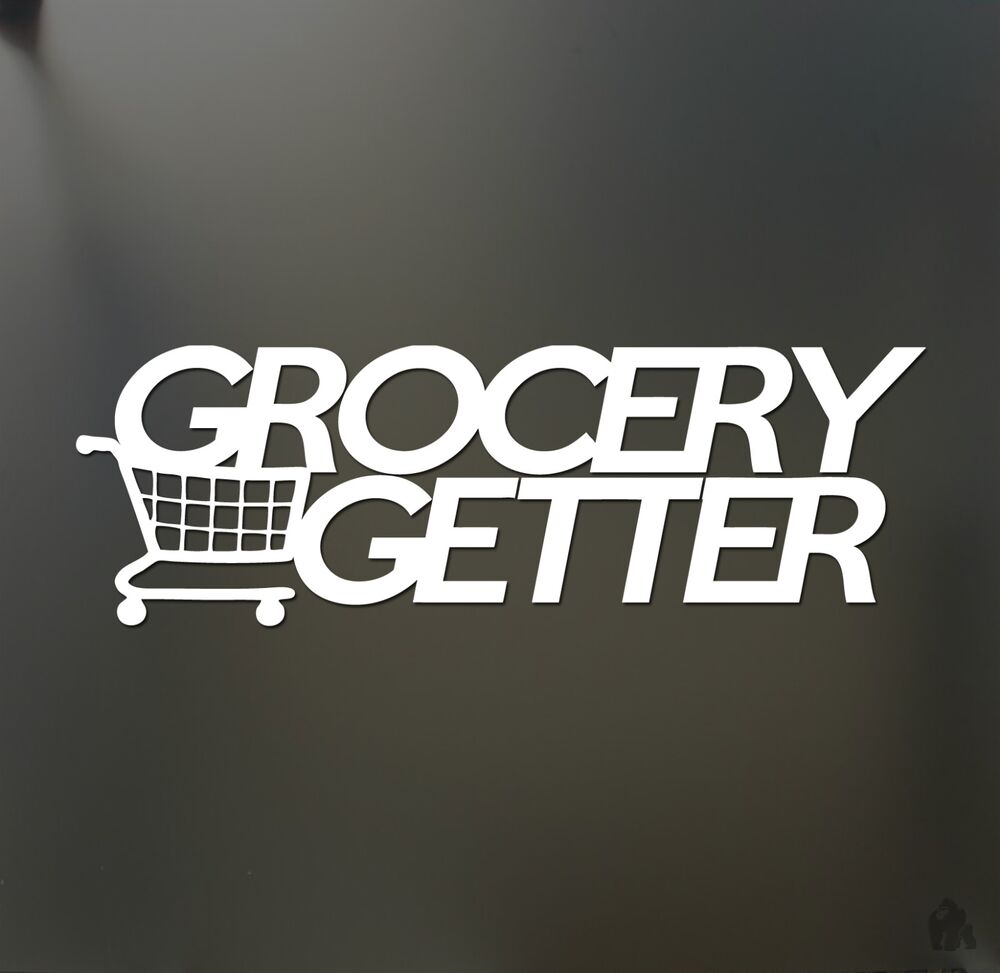 grocery getter sticker subaru wrx sti wagon matrix