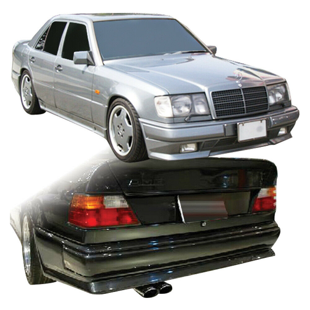 My E Clas >> Duraflex Mercedes W124 Amg Body Kit 4 Pc For Mercedes-Benz E-Class 86 | eBay