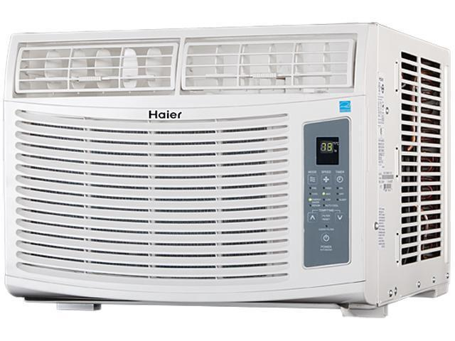 Haier esa412m 12 000 cooling capacity btu window air for 12000 btu window ac with heat