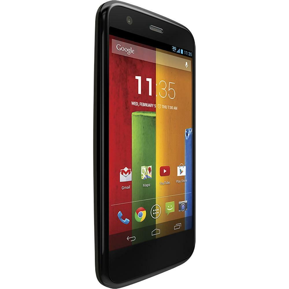 New Motorola Moto G No-Contract Verizon Prepaid Cell Phone ...