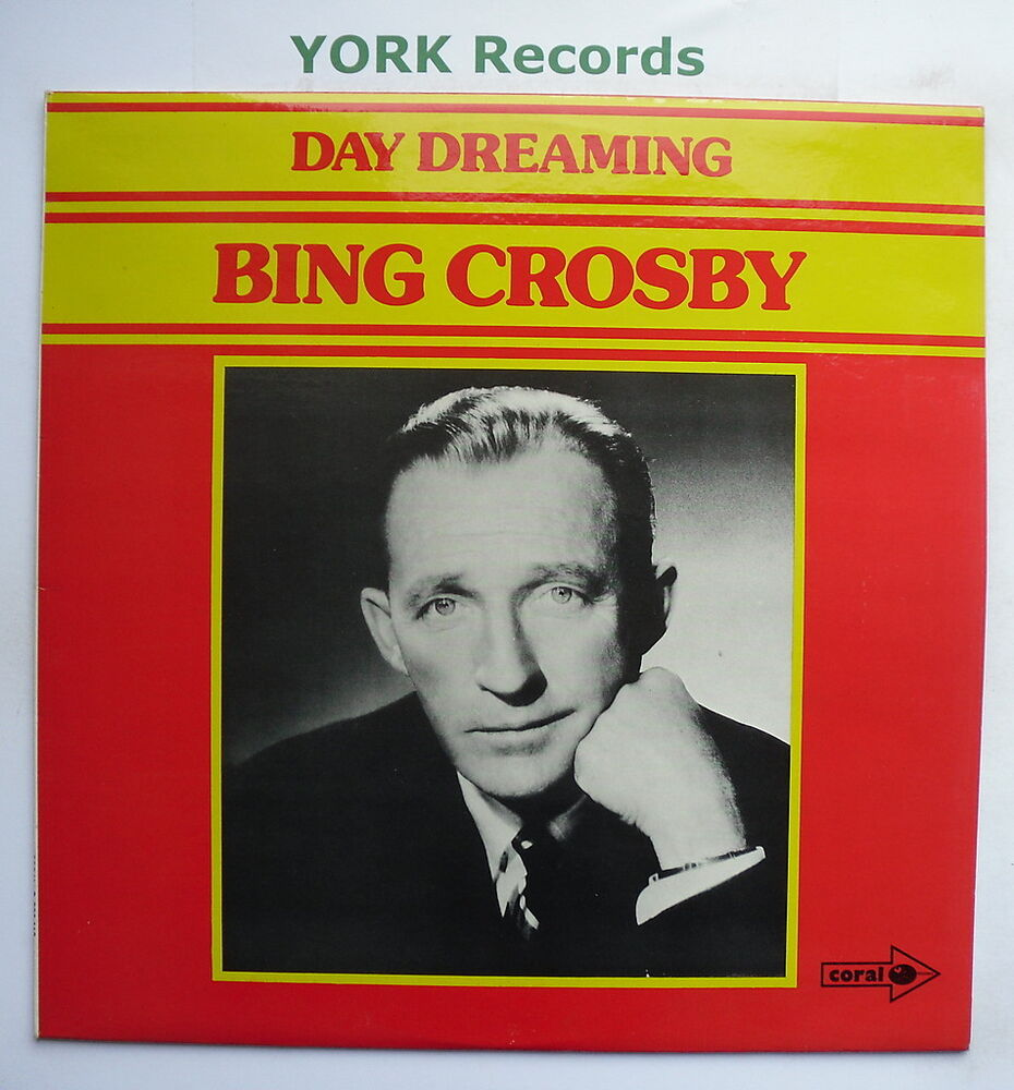 My Bing History: Excellent Condition LP Record