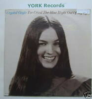 CRYSTAL GAYLE  I've Cried The Blue Right Out Of My Eyes