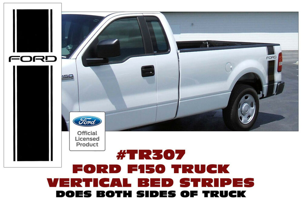 tr307 ford truck f 150 bed stripe with pinstripes ford. Black Bedroom Furniture Sets. Home Design Ideas