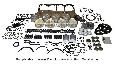 chevrolet 6 2l diesel 82 91 master engine overhaul kit ebay. Black Bedroom Furniture Sets. Home Design Ideas