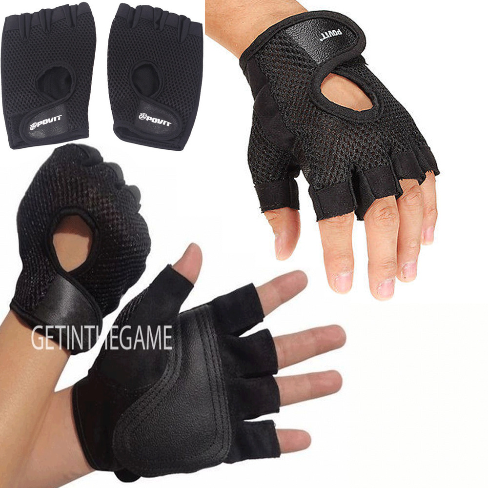 Reebok Strength Training Gloves Weight Lifting Fitness: Workout Gloves Weight Lifting Body Building Exercise