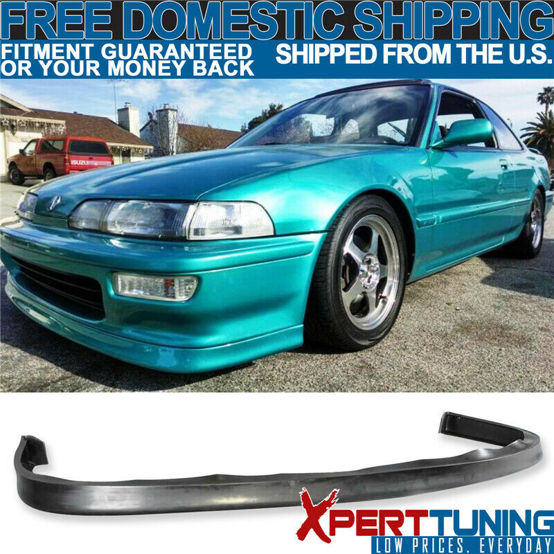 Fit For 92-93 Acura Integra JDP Style Poly Urethane Front