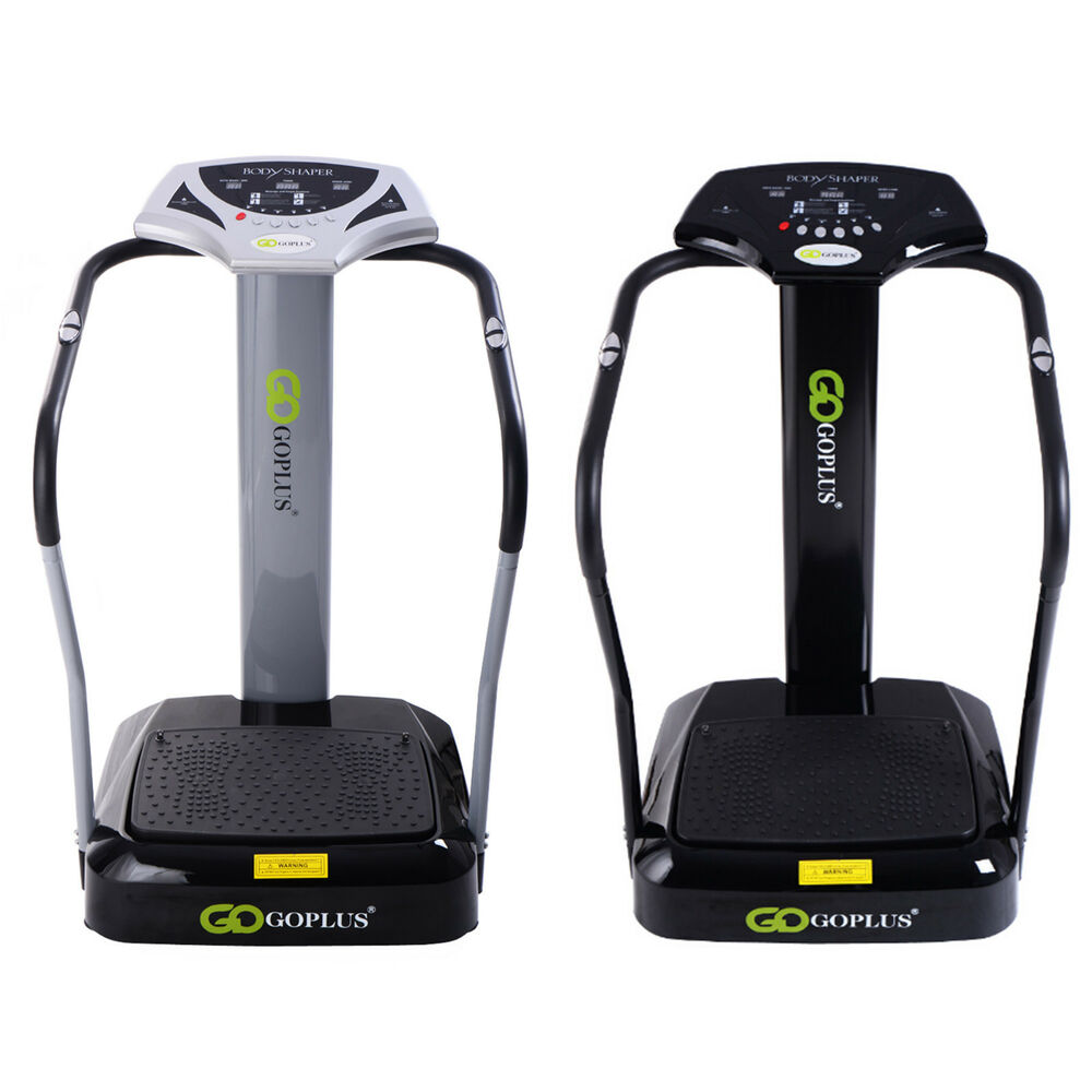 2500W Crazy Fit Massage Vibration Power Plate Machine ...
