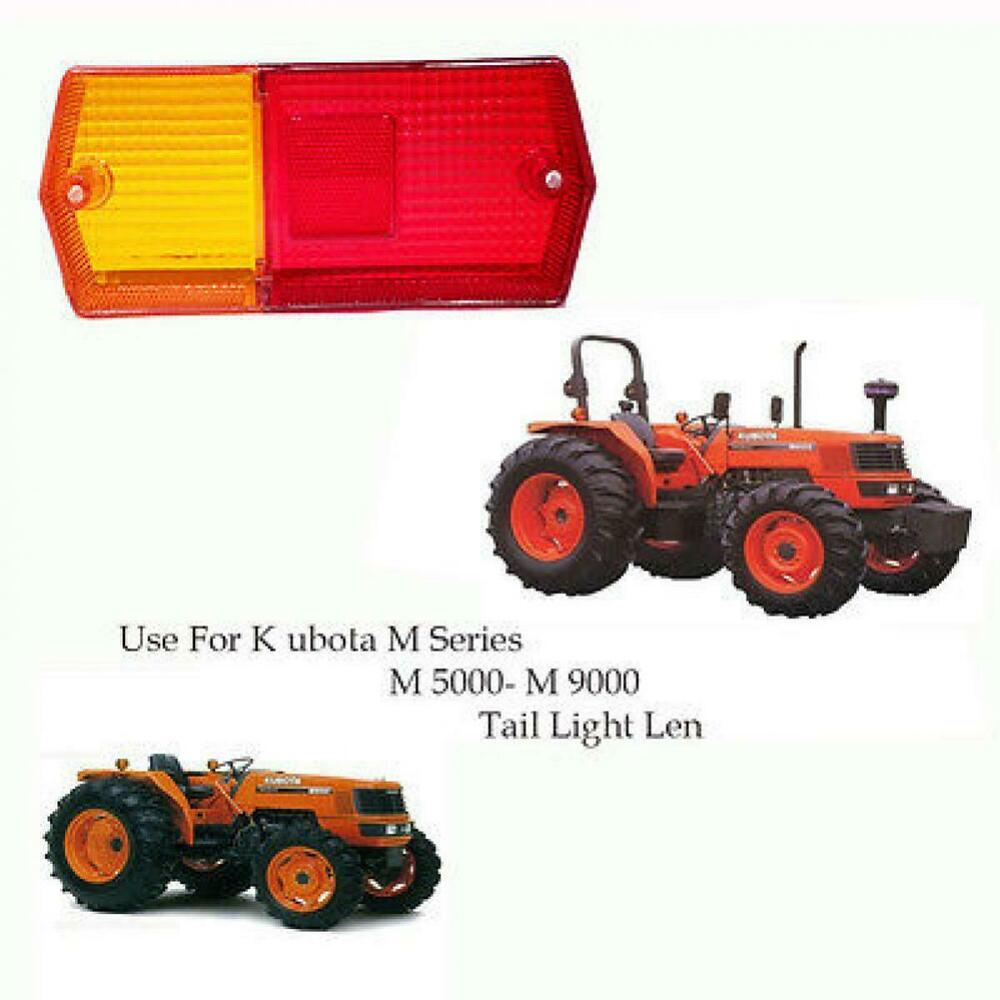 Kubota Tractor Headlight : Use for kubota tractor m tail lamp