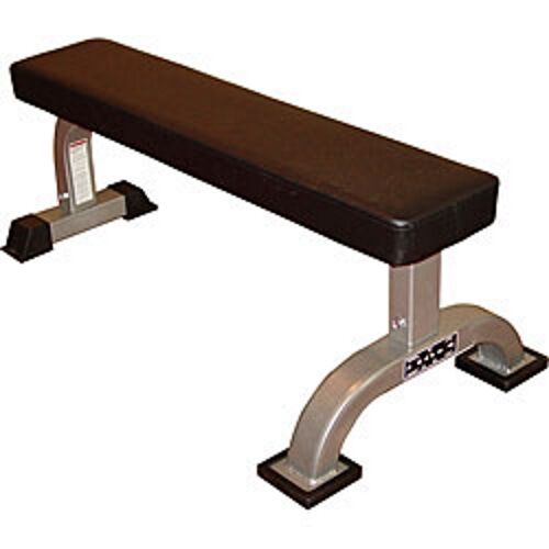 Valor Flat Weight Bench Utility 550 Lbs Dumbbells Workout