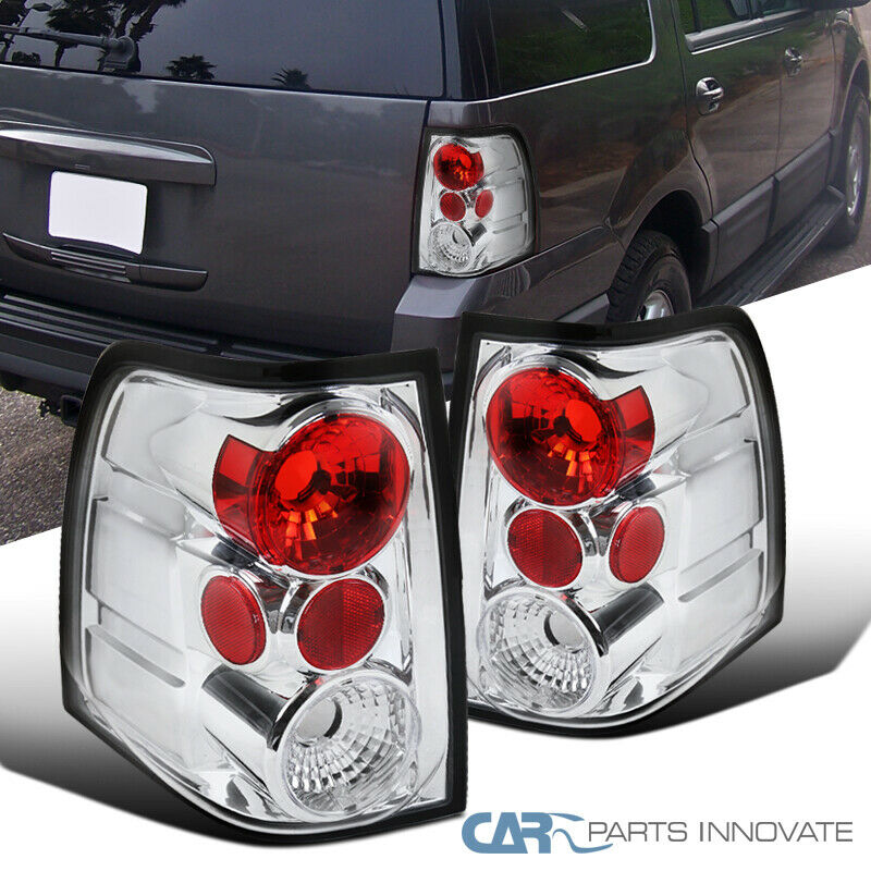Ford 03 06 Expedition Tail Lights Rear Brake Stop Lamps