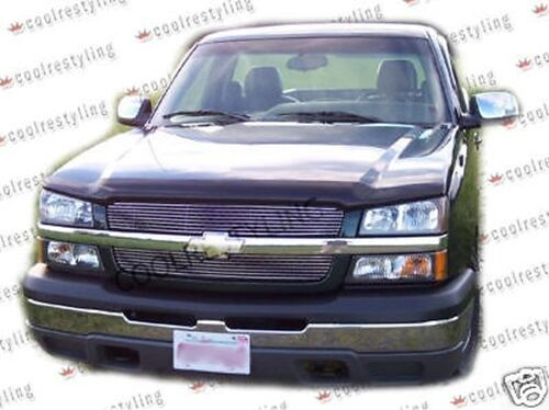 301581759692 likewise Chevrolet 25003500 2003 2004 Full Grille Replacement Rc1 Classic Grille furthermore 2015 Yukon Denali Floor Mats moreover 161804289676 also 252308179056. on 2003 gmc sierra grille
