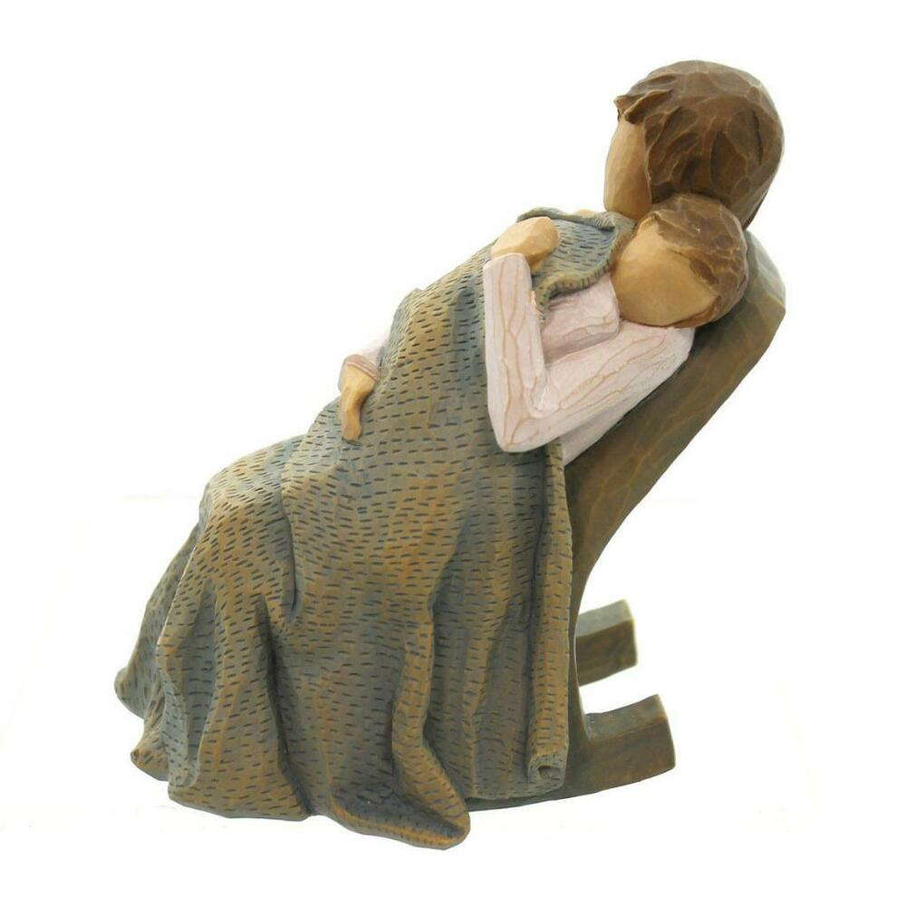 the quilt willow tree child love figurine by susan lordi. Black Bedroom Furniture Sets. Home Design Ideas