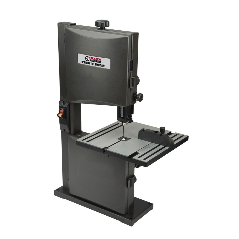 Bench Top 9 Inch Band Saw 2 5 Amp 1 3 Hp New Fedex Free