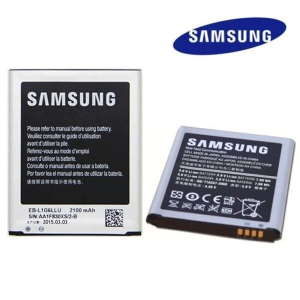 genuine new oem samsung galaxy s3 siii i9300 i9305 2100mah. Black Bedroom Furniture Sets. Home Design Ideas
