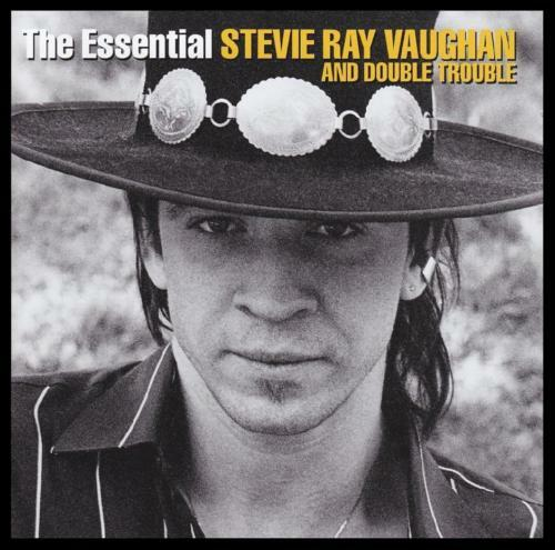 stevie ray vaughan 2 cd the essential blues guitar double trouble new ebay. Black Bedroom Furniture Sets. Home Design Ideas