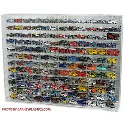 Kyпить Hot Wheels Diecast Display Case 144 CAR 1:64 Fits Redlines на еВаy.соm