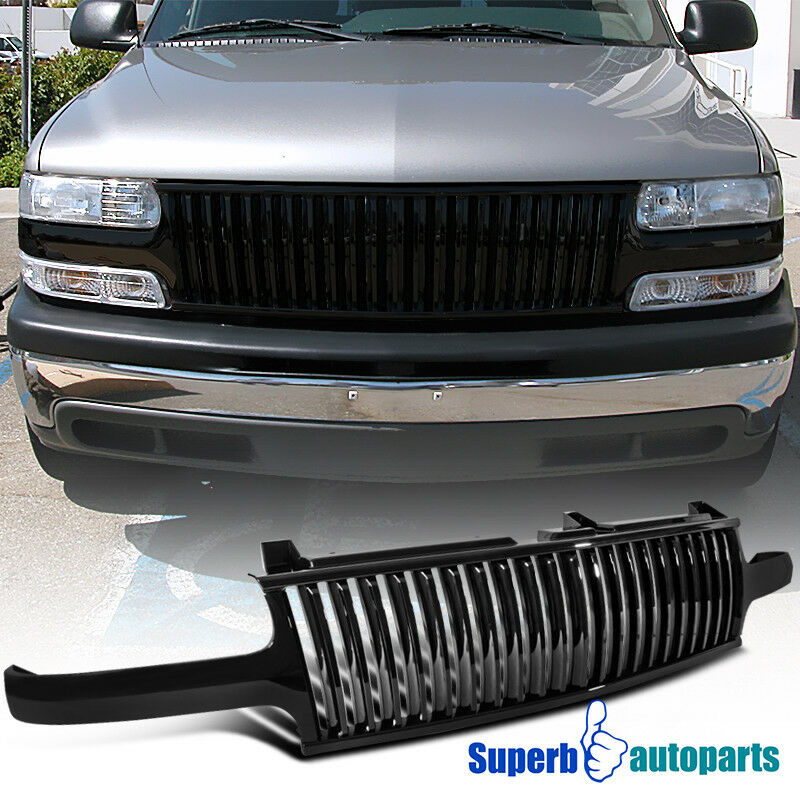 Winch Ready Front Bumper additionally S L moreover V Sn moreover  likewise Chevy Suburban Custom Sarona Body Kit Fenders Roof Trunk Wing Side Skirts Add On Lip Front Rear Bumper. on 2005 chevy tahoe grille