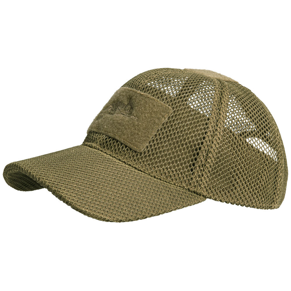 e3f036b6edb Details about Helikon Military Tactical Mesh Baseball Cap Operator Cadet  Breathable Hat Coyote