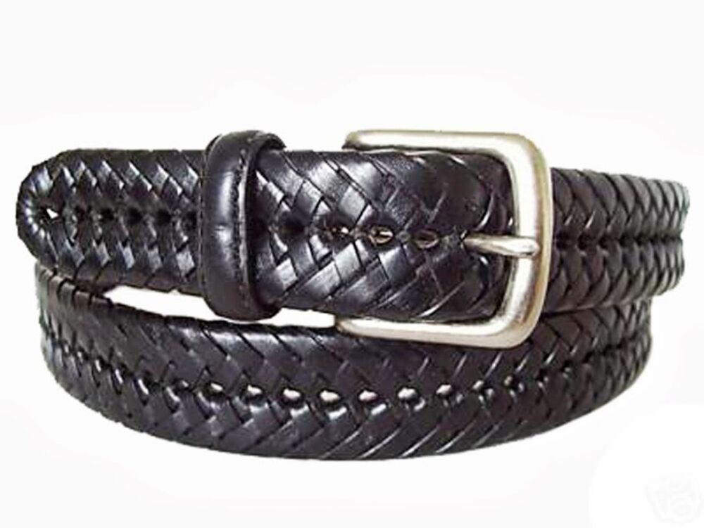 Black. Braided leather belt REF. HAVANA-LH. $ $ (%) Black. Choose your size. S - Not available I want it! M - Not available I want it! L - Not available I want it! Add to wishlist h.