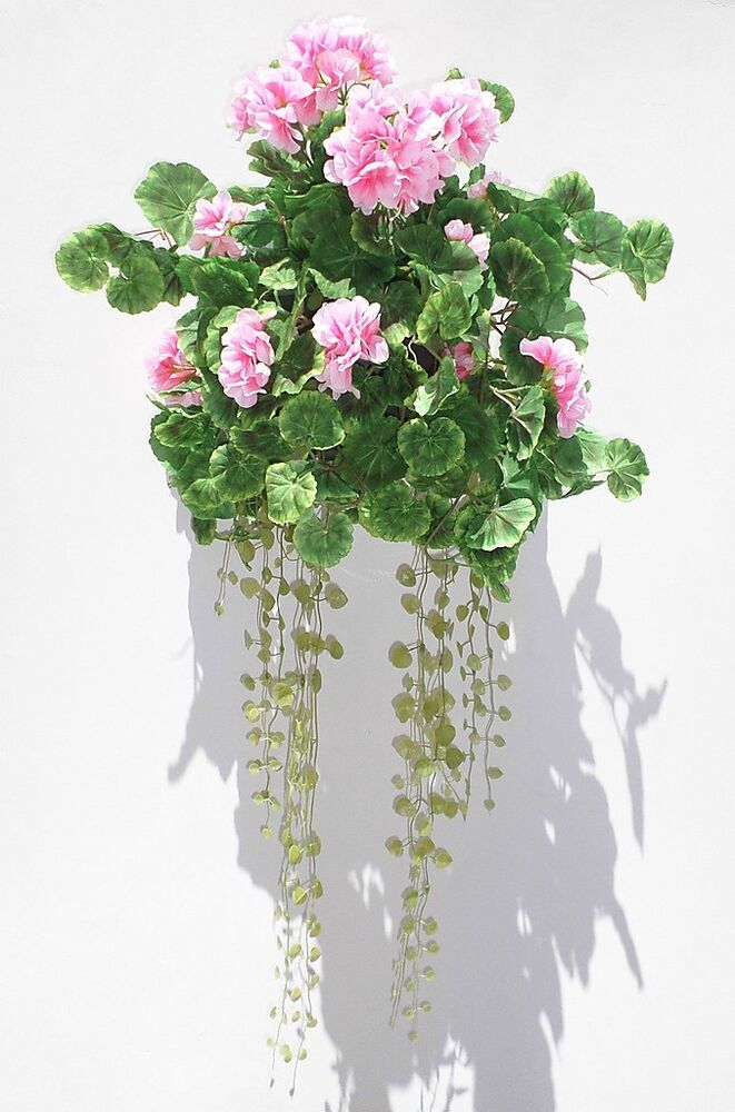 Artificial Plant Wall Decor