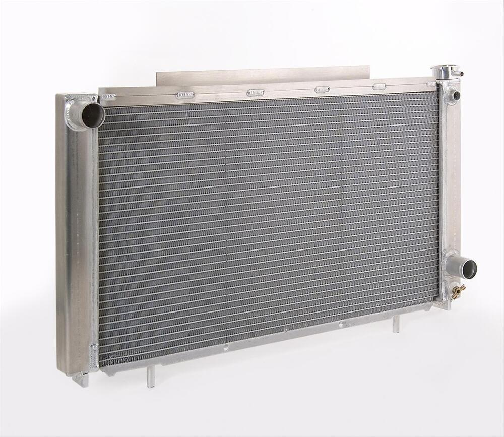 Be Cool 65012 Aluminum Universal Radiator 82-93 S10 W
