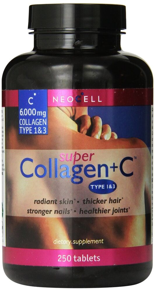 Neocell collagen 250 tablets