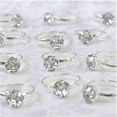 wedding ring decorations silver engagement wedding bridal shower bachelorette 9942