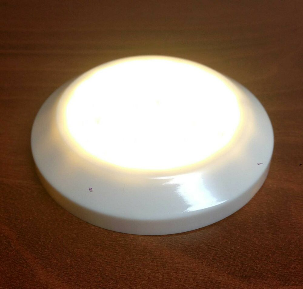 Rv Ceiling Lights Led : Marine boat rv led round high accent ceiling light ip