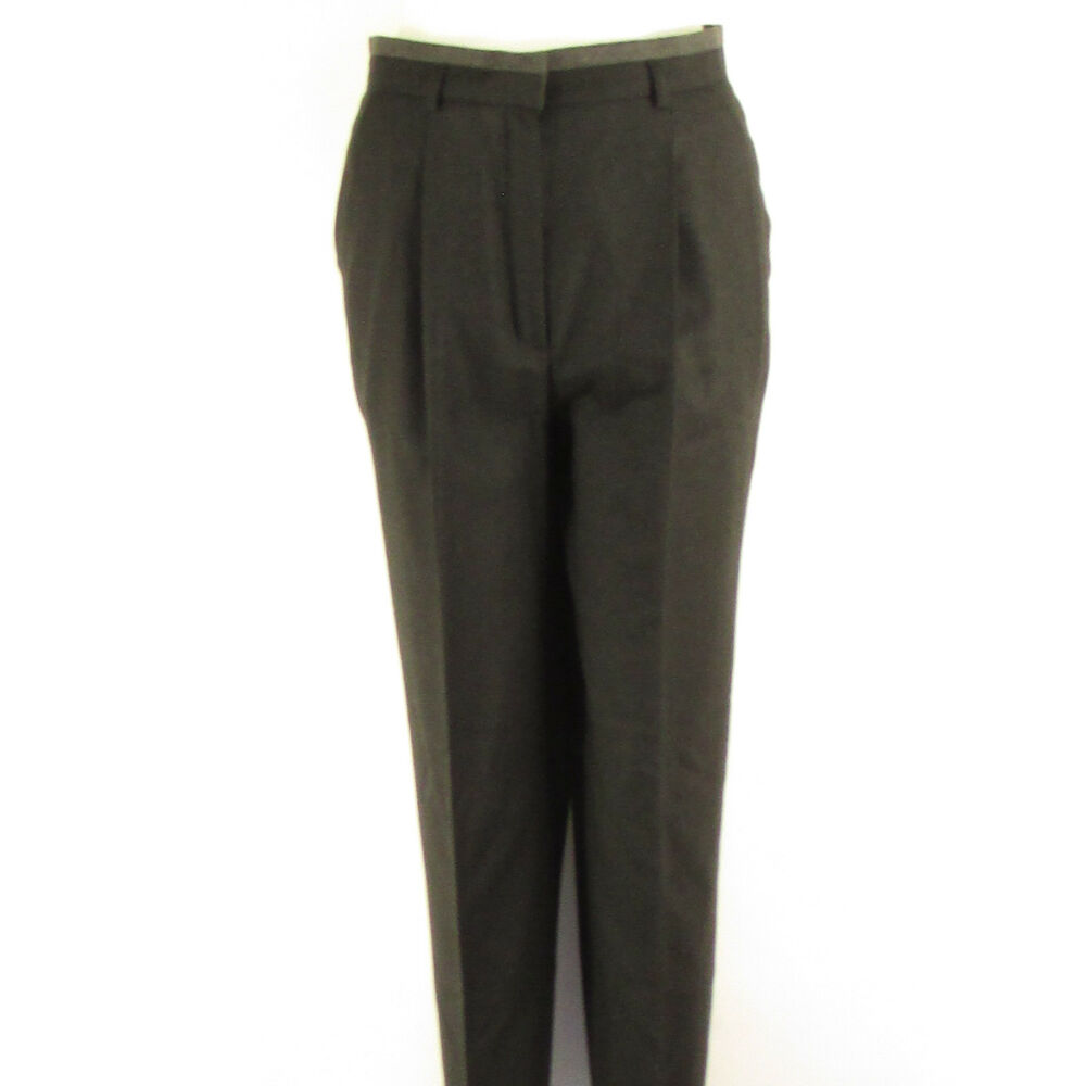 Elegant Shop Uniqlo Women  From Black, Gray Is Another Classic Color You Can Wear It Has A Hook And Zipper Closure, And A Seamless Pocket On The Front Have Your Office Bag Complement Your Pants