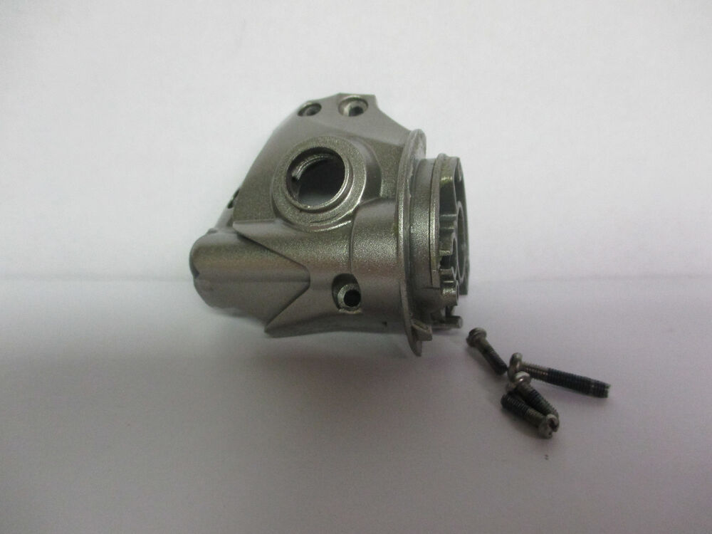 Used shimano spinning reel part stradic 5000 fi body for Used fishing reels