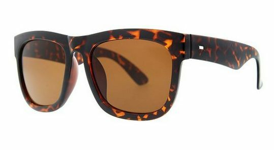 Large Frame Wayfarer Glasses : Brown Tortoise Large Oversized Bold Thick Frame Sunglasses ...