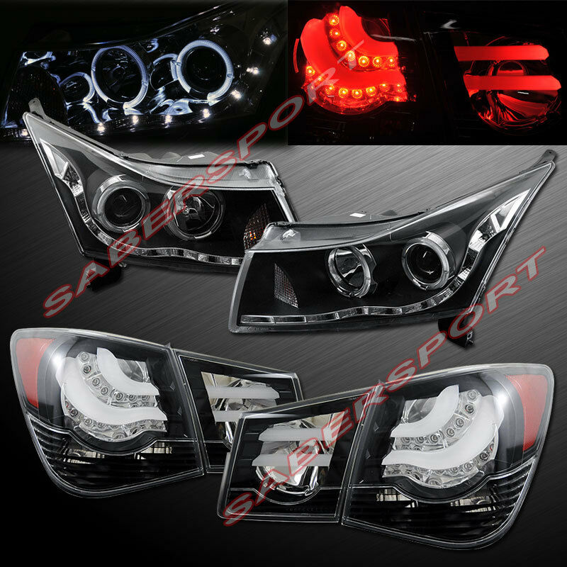 2011-2014 Chevy Cruze Chrome Front Bumper Driving Fog ...  |2014 Chevy Cruze Lights