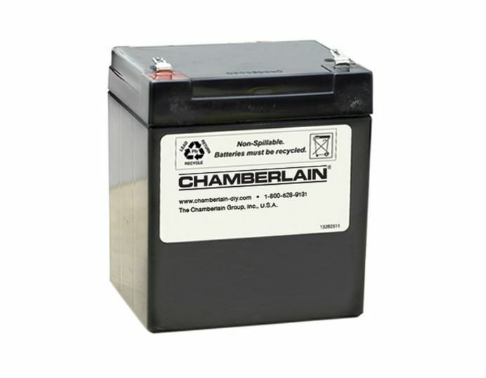 Chamberlain Replacement Garage Door Opener Battery Power