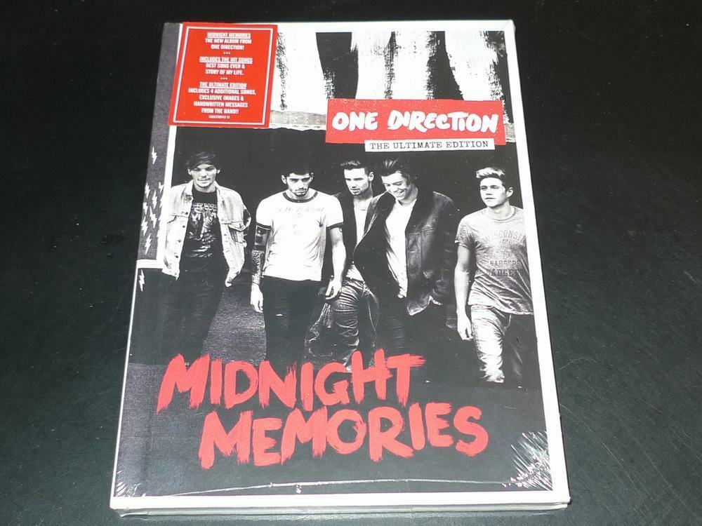 midnight memories the ultimate edition by one direction