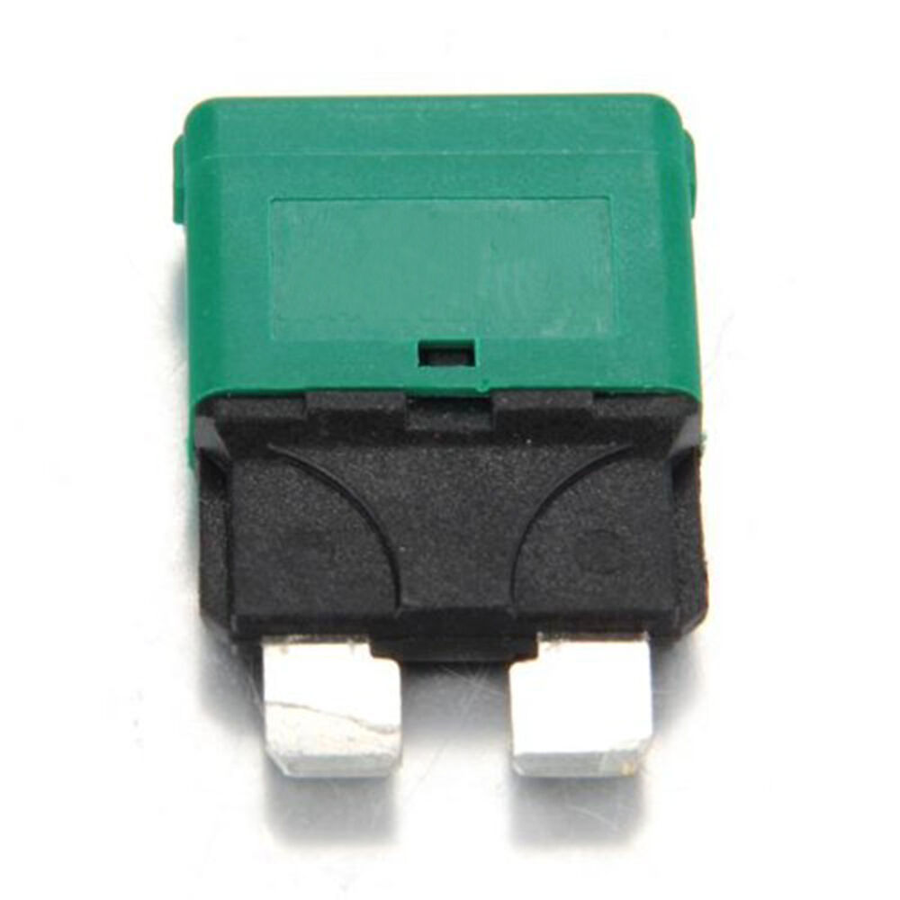 Amp ATO Standard Car Blade Fuse - Green - Pack Of 10: Amazon