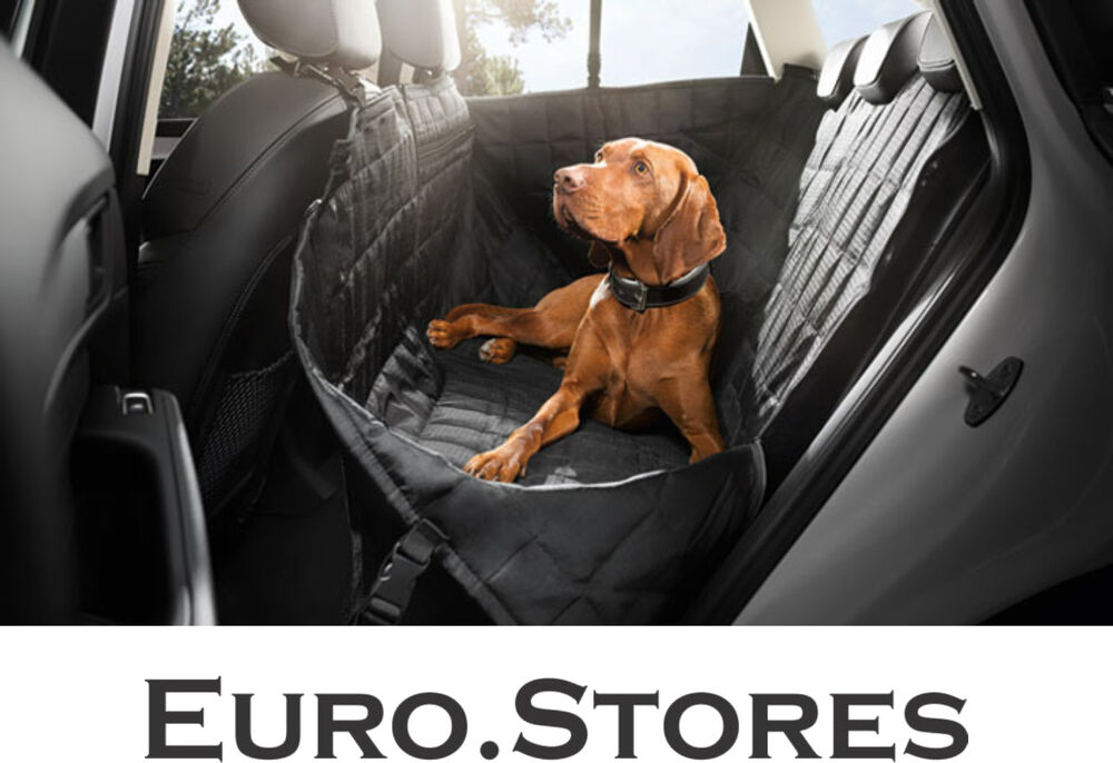 Audi Rear Seat Protection Cover For Dog & Car Lovers ...