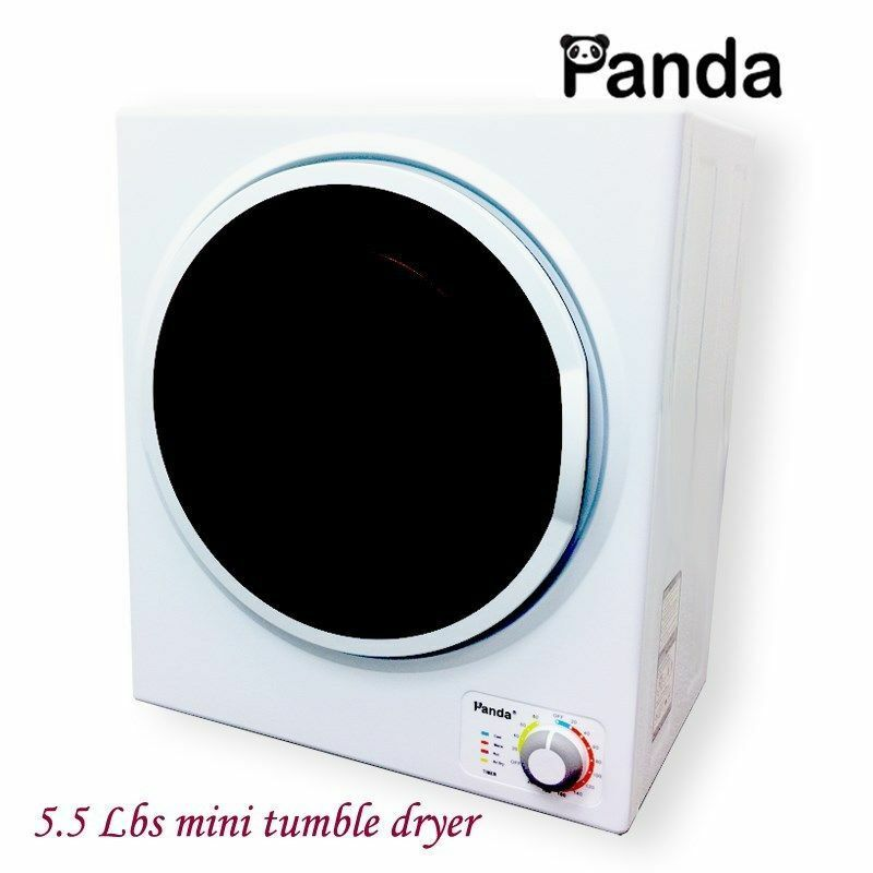 panda small mini dryer compact apartment dryer pan725sf