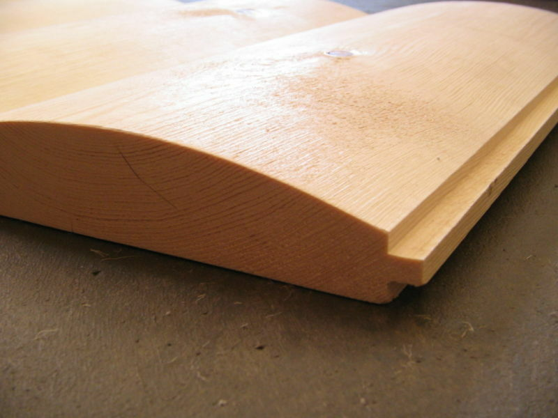 2x8 Smooth Tongue And Groove Pine Log Siding Wholesale Ebay