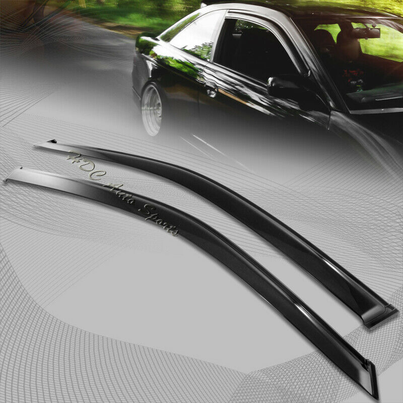 For 2001 2005 Honda Civic Coupe Weather Shield Guard Sun