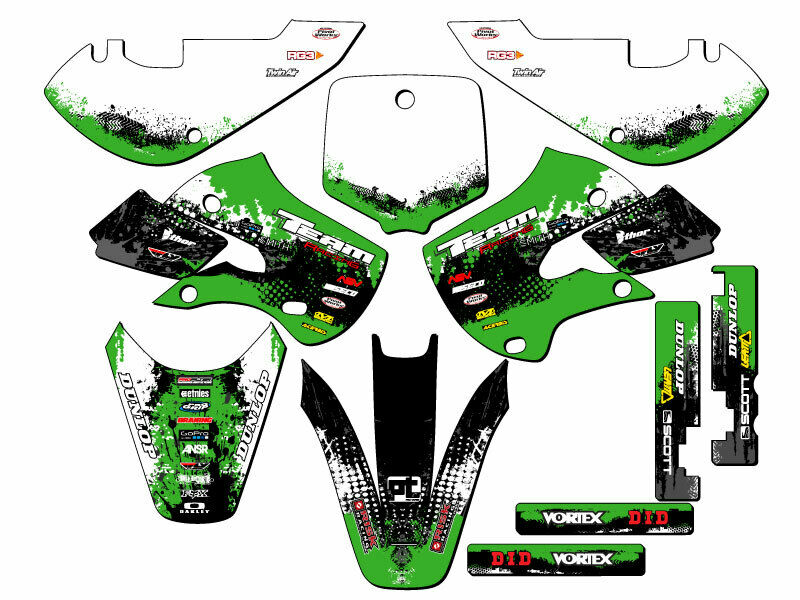 301646390888 on 2010 kawasaki kx65