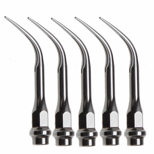 5x Inserto Ablatore x fresa Dentista Scaler Tips Fit KAVO Sonosoft Piezolux GC1
