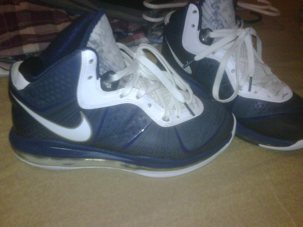 Lebron New York Yankees Shoes