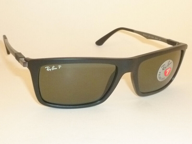 Black Frame Ray Ban Sunglasses : New RAY BAN Sunglasses Matte Black Frame RB 4214 601S/9A ...