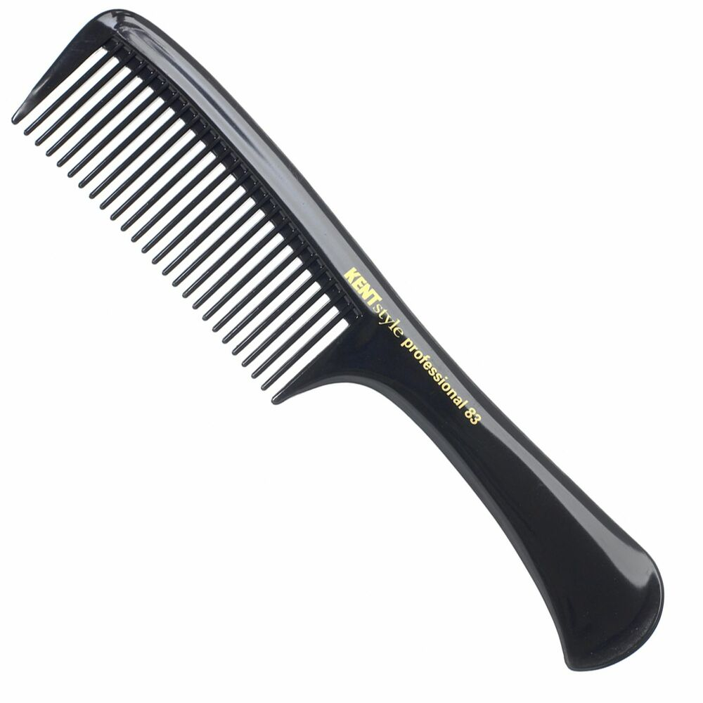 hair styling combs kent spc83 220mm rake hair comb anti static unbreakable 7677 | s l1000