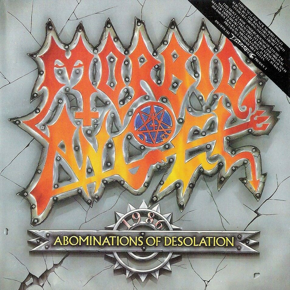 MORBID ANGEL ABOMINATIONS OF DESOLATION SEALED CD NEW | eBay