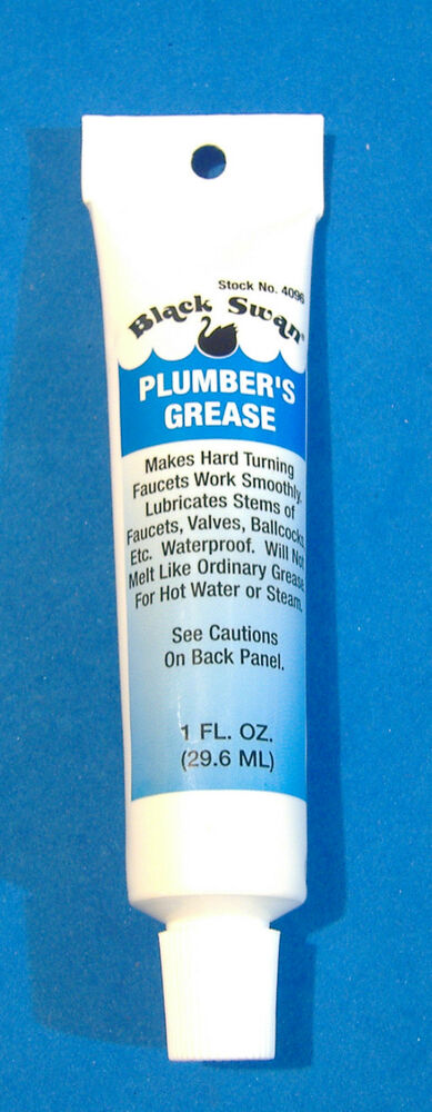 HEAT PROOF GREASE FAUCET STEM & VALVE PLUMBERS O\'RING GREASE ...